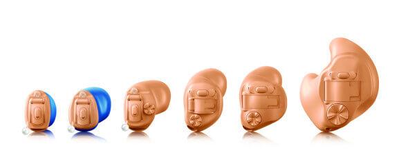 Самые компактные слуховые аппараты